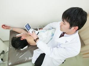外来で迅速な診断に役立つVscan(3ページ目):日経メディカル