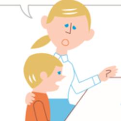 「お子さんが日常生活で困るシーンはありますか」の記事画像