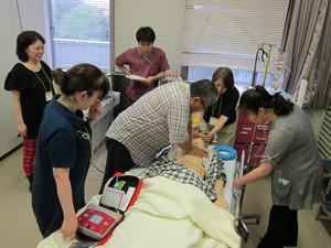 診療所で患者が心肺停止。その時あなたは?:日経メディカル